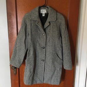 Cabin Creek Wool Coat